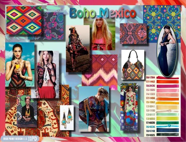 Boho Mexico